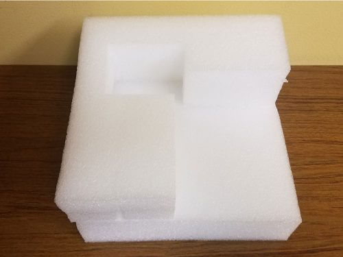 Fabricated-Foam-End-Block
